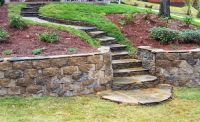 25 Beautiful Hill Landscaping Ideas and Terracing ...
