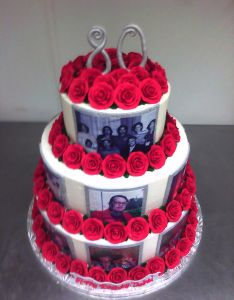 Birthday cakes for women th cake designs mima pinterest design and also rh