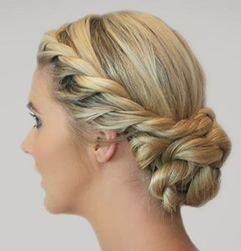 Plaiting Techniques Fishtails French And Twists Updos Bridal