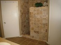 Doorless Showers Design Inspirations With Doorless Walk In ...