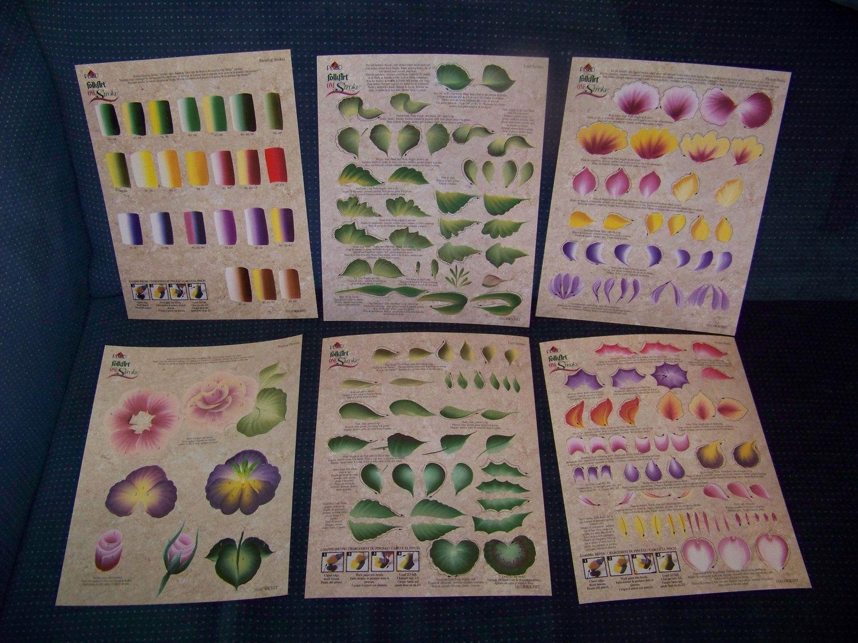 Donna Dewberry Free Patterns