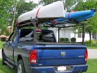 The Stake Pocket Truck Rack