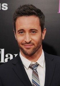 Alex O'Loughlin Hairstyle Makeup Suits Shoes And Perfume
