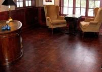 leather flooring is one of the most interesting floorings ...