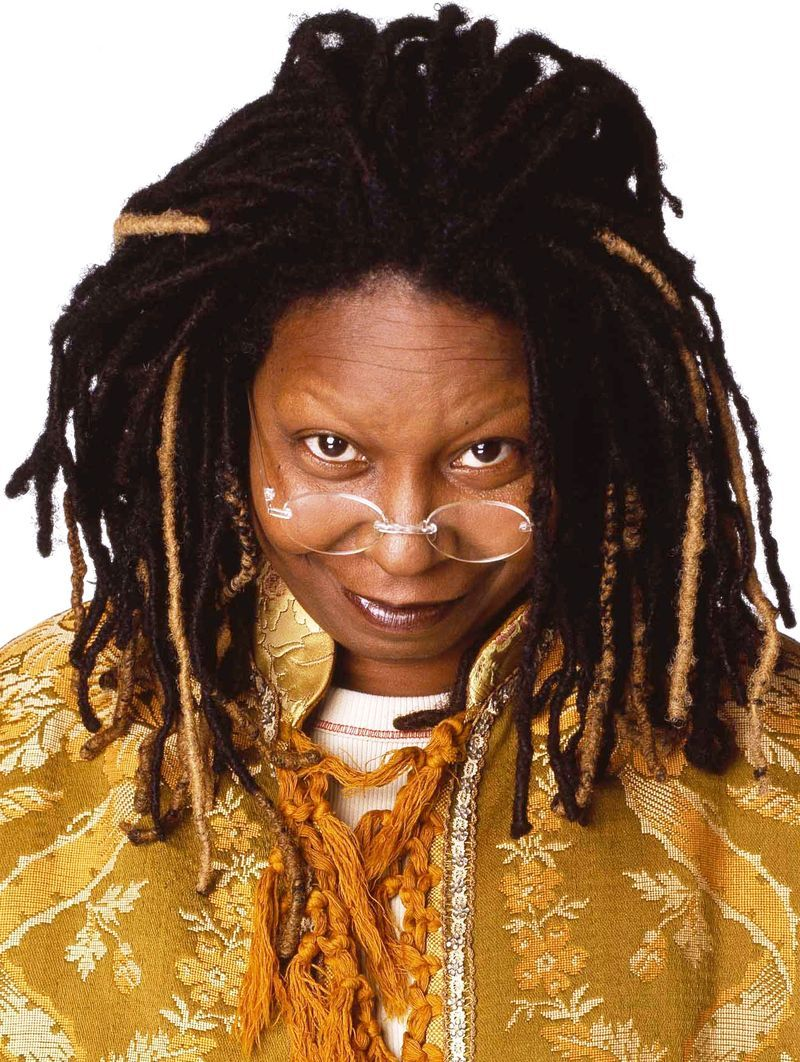 Whoopi Goldberg Is A Woman Who Changed The Field Of Comedy For
