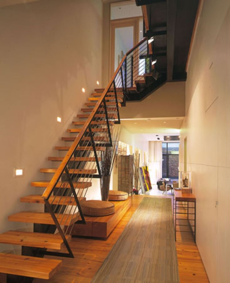 Front Stairs Design Ideas