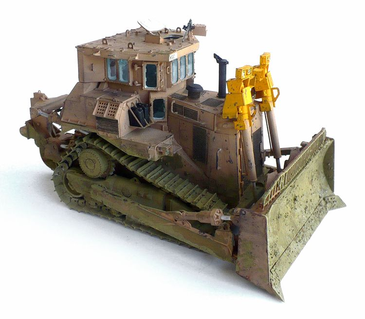The Great Canadian Model Builders Web Page Caterpillar