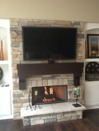 Gas Log Fireplace Insert | ... Fireplace Company ...