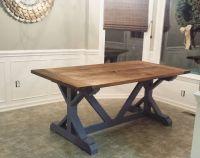 diy farmhouse table build | Best made plans | Pinterest ...
