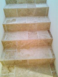 Design Gallery | Tile stairs, Travertine tile and Travertine