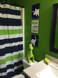 Dinosaur bathroom | New house | Pinterest | Room, Kid ...