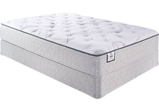 Sealy Raleigh Port Full Mattress Top Only 327 00 Height 12 Inches