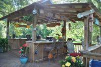 back yard bar   Back Yard Tiki Bar Pic #22   Back yard ...