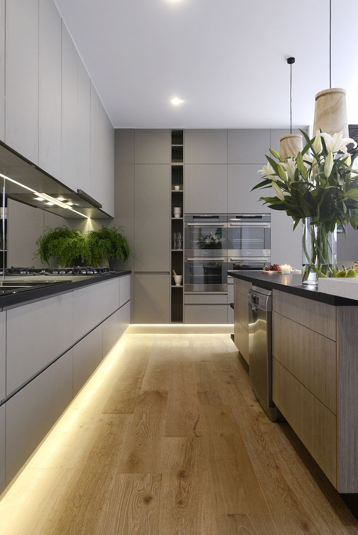 top 25 best modern kitchen design ideas on pinterest inside modern
