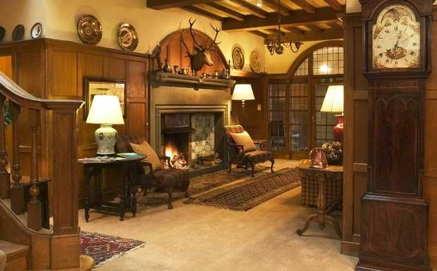 Family Room Country Decor
