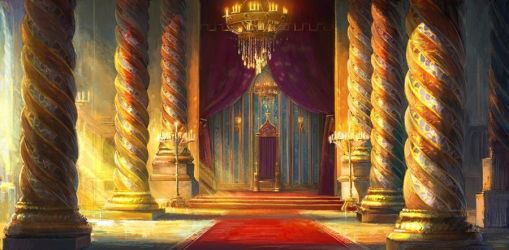 throne king fantasy concept puss boots castle diablos three kings anime rooms lannister lioness casterly grace rock young backgrounds episode