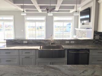 fantasy cabinets brown dark hardwood quartzite kitchen flooring floors melbourne uploaded user