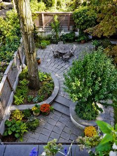 Small Backyard Townhouse Landscaping Google Search