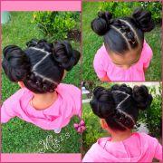 hair style little girls twist