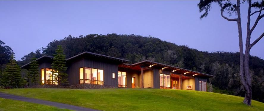 House Design Fetching Ranch House Modern Wooden Form Hawaii