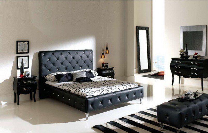 Modern Black Bedroom Furniture Bedrooms Design Ideas Pinterest