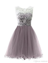 Dress Party Juniors 2017 Graduation Dresses For 8th Grade ...