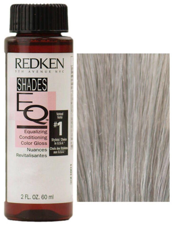 Redken Shades Eq Color Formulas