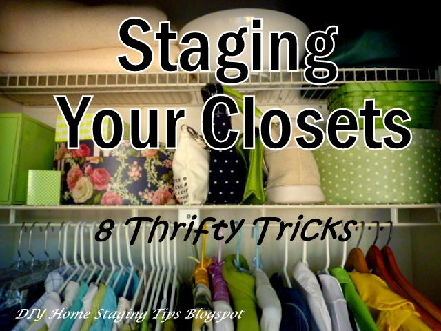 DIY Home Staging Tips Eight Thrifty Ideas To Help You Stage Your