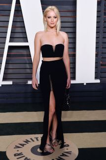 Jennifer Lawrence Vanity Fair Party 88th