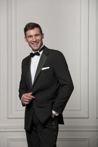 Black Tie Wedding Outfit | Suit Options for Grooms ...