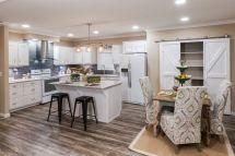 2017 Single Wide Mobile Home Interiors