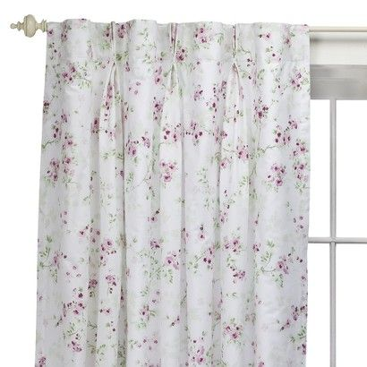 target simply shabby chic curtains