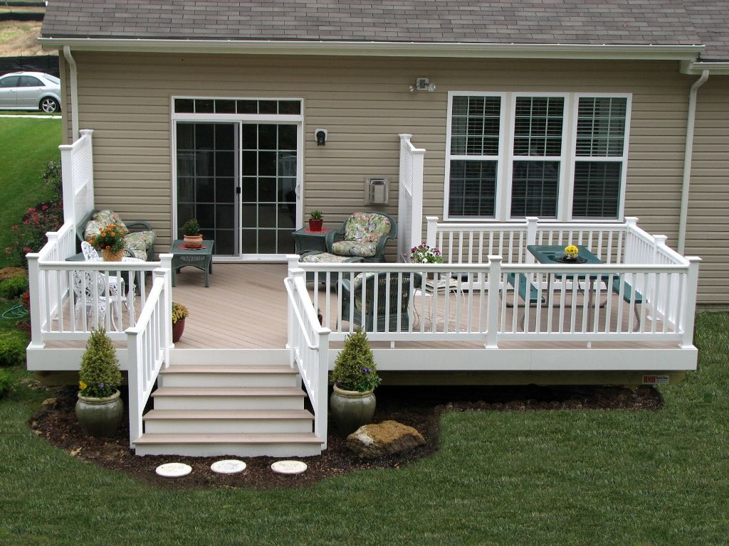 Back Porches And Decks
