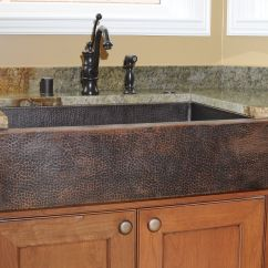 Farmhouse Kitchen Sinks Wall Coverings Beautiful Hand Hammered 14 Gauge Copper