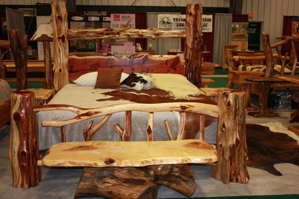 creating your unique professional log furniture or accessory item