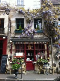 French Cafe...we could own one of these my love | cafe ...