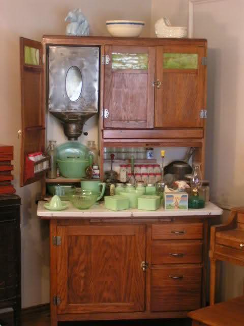 The Hoosier Cabinet On Pinterest Hoosier Cabinet