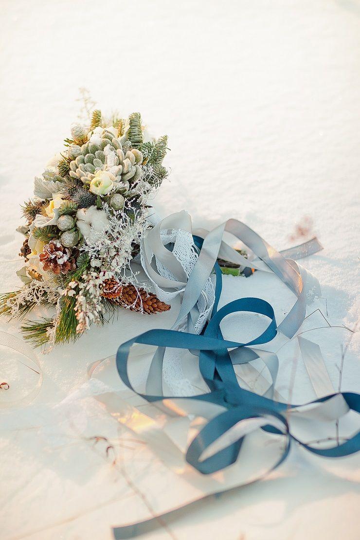 Outdoor Winter Wedding Dress