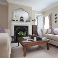 Neutral period living room | Traditional design, Neutral ...