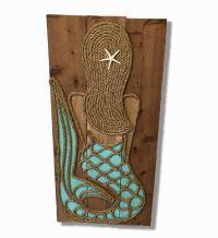 Mermaid Wood Wall Decor - Bing images