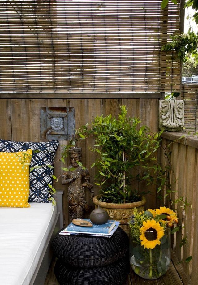 Wir Haben Fur Sie Ideen Fur Balkon Sichtschutz Zusammengestellt Die Ihnen Die Verschiedenen Sichtschutzmoglichkeiten Darstellen Balkone Sollen Wohnungs