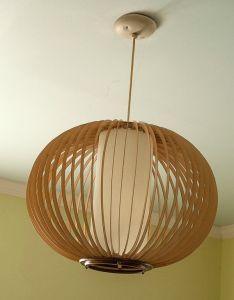 Mid century modern ceiling light arteluce lightolier by fotobox also rh pinterest