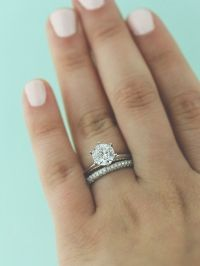 Traditional Solitaire Engagement Ring | Solitaire ...