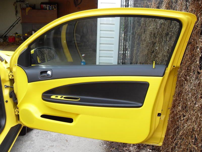 2008 Chevy Cobalt Interior Door Handle