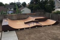 keen ramps, skateboard ramp, mini half pipe, dream ramp ...