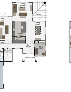 Temuka bedroom storey house plans landmark homes builders nz also rh pinterest