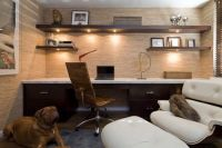 Home Office Man Cave Ideas | Iluminao Empresarial ...