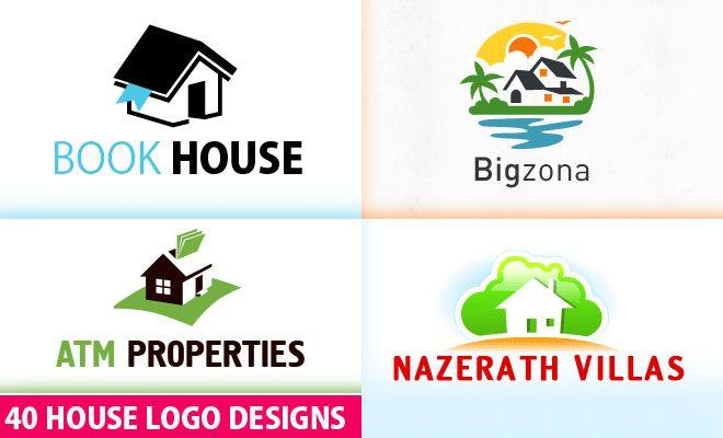 Home Logo Design Inspiration – Idea Home And House