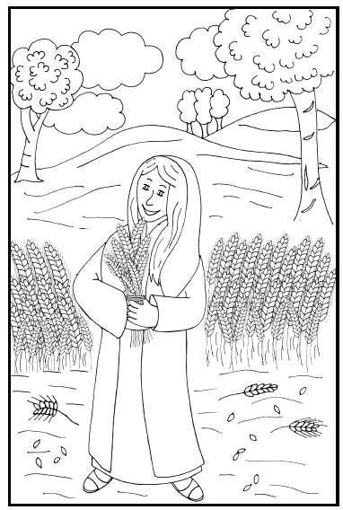Ruth Morehead Coloring Pages Coloring Pages