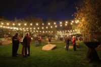 Stone Brewery party / Backyard party idea | Lawn Party ...